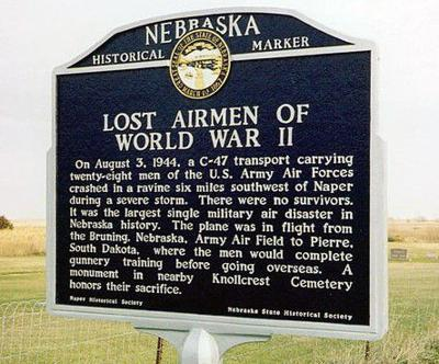 historical marker for memorial day editorial