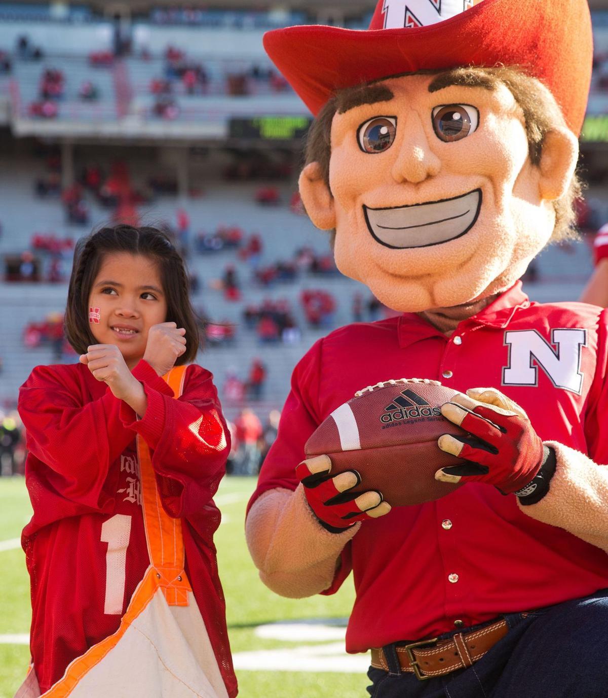 Kickoff Kid Winner - Nebraska vs. Maryland
