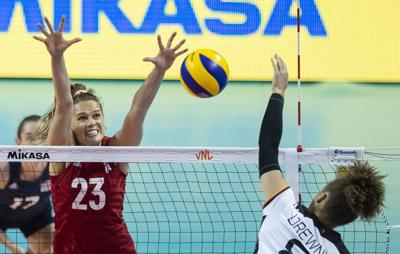 Well-traveled former Husker Mikaela Foecke hoping to extend journey with Team USA
