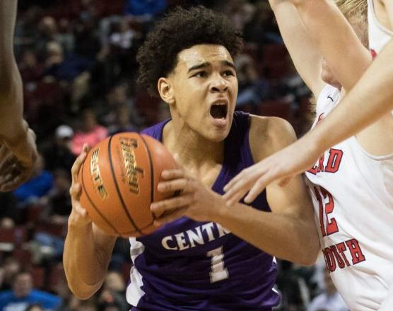 From B team to big-time: Omaha Central senior John Tonje's passion for practice is paying off