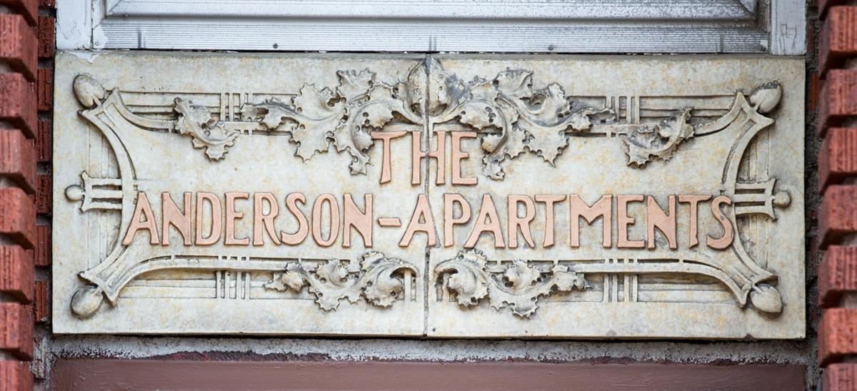 The Anderson Apartments