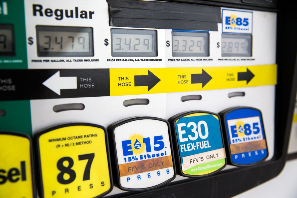 Flex Fuel Gas Stations >> Lower Prices The Selling Point For Gas With Higher Ethanol
