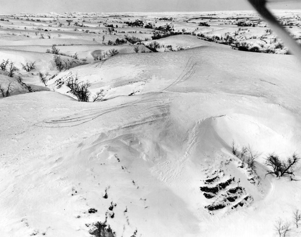 Freezing, hungry and trapped: 1949 blizzard left thousands