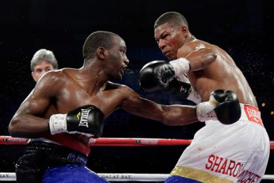 Omahan Crawford is set for televised Saturday night fight