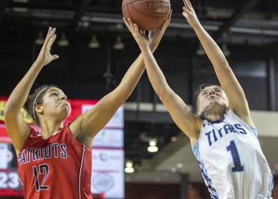 Class A No. 1 Millard South girls basketball's full-court press pivotal in win over Lewis Central
