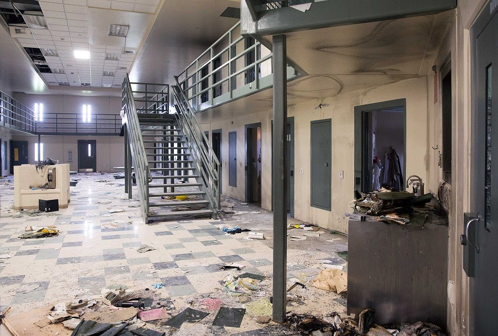 Inmate Gets 1 Year For Role In Deadly Tecumseh Prison Riot