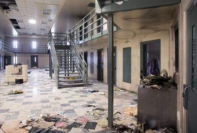 Tecumseh prison riot