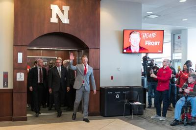 Athletic Director Bill Moos believes 'fractured' NU fan base was healed with Scott Frost hire