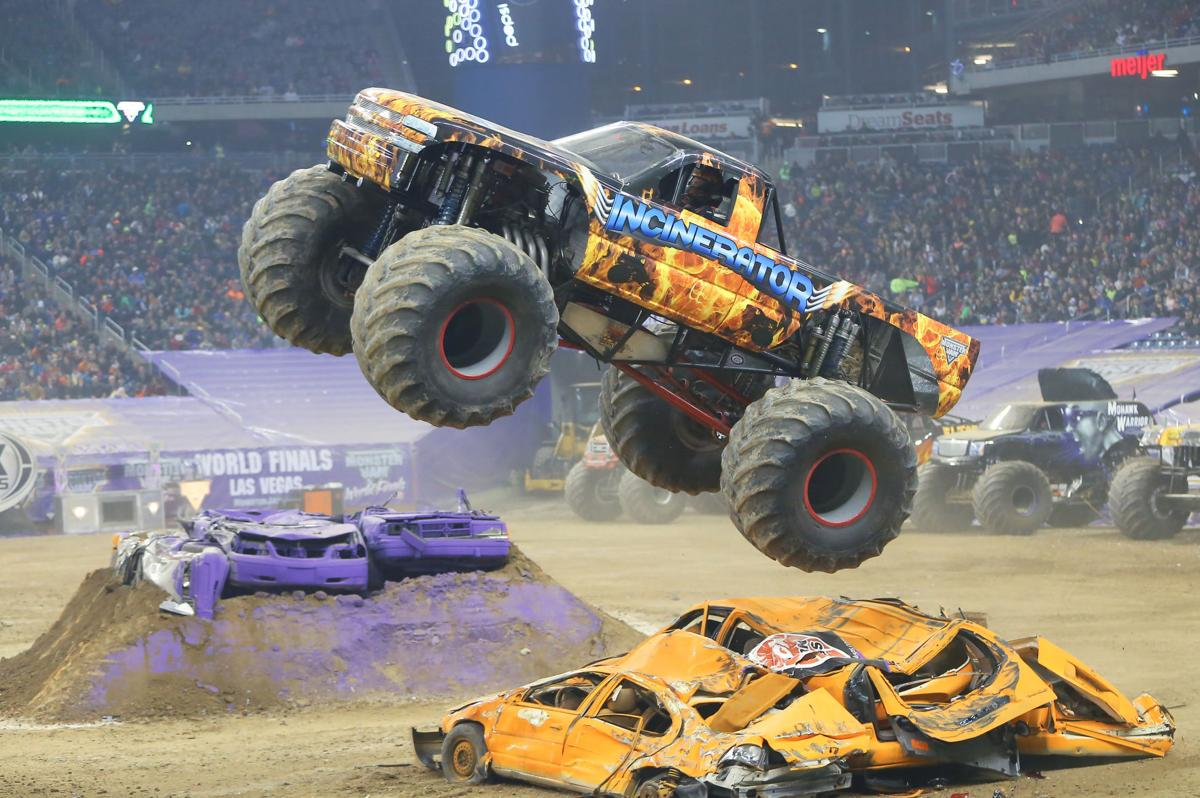 Trucks Plus Omaha >> Monster Jam returns to Bluffs arena | Omaha Metro | omaha.com