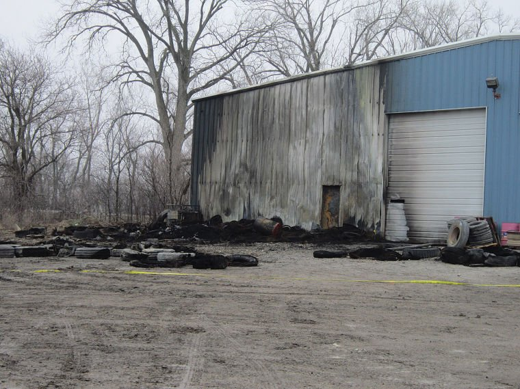 Arson suspected in Underwood, Iowa, fire case