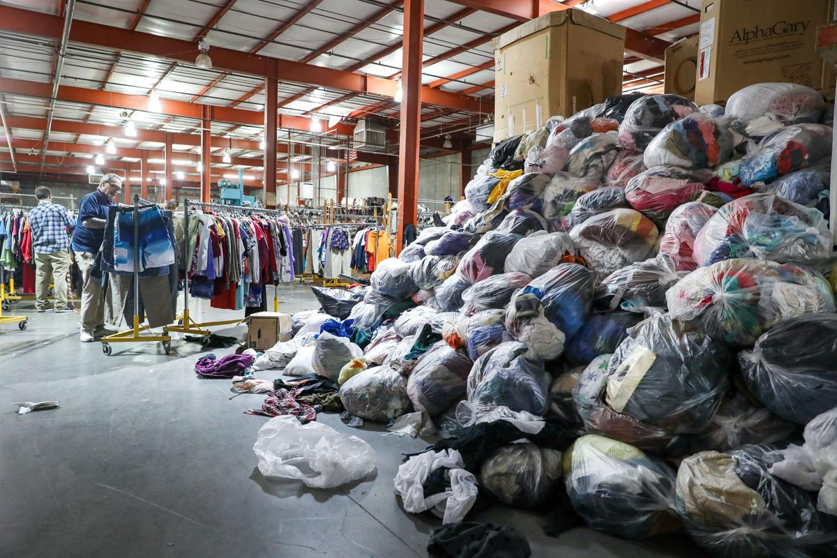 amid a decline in donations to goodwill other thrift stores are