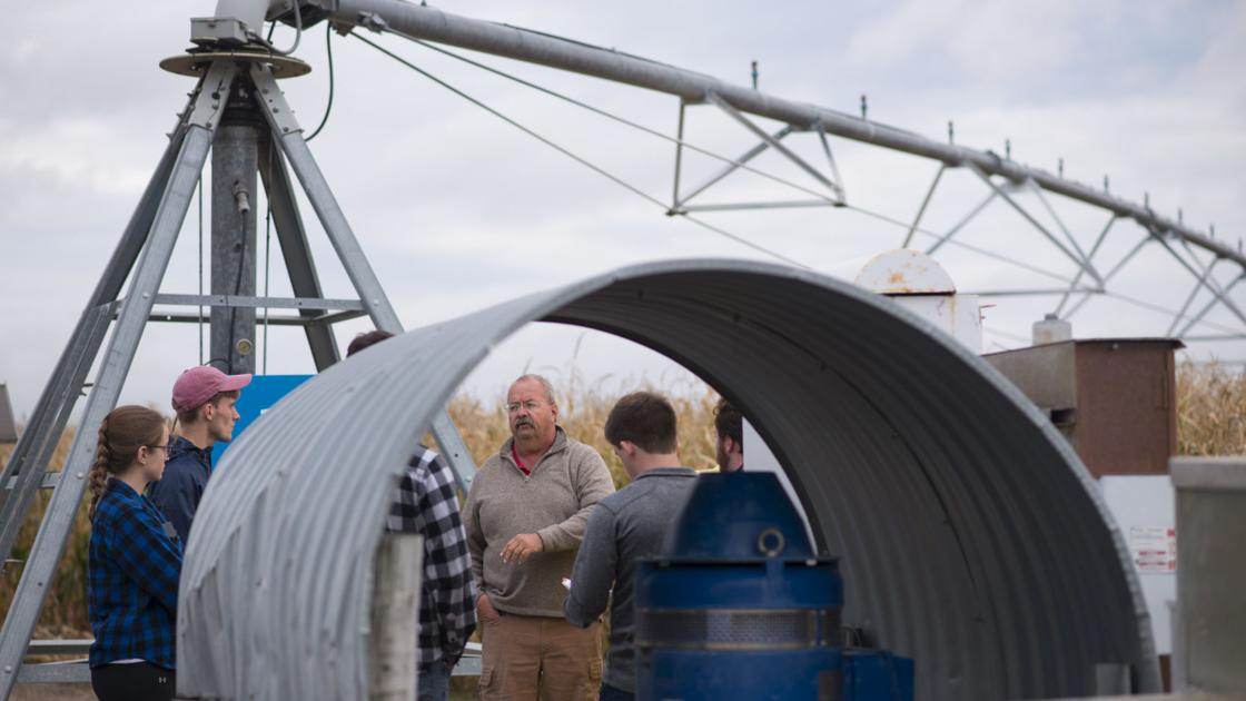 Real-time data offers a 'new paradigm' for groundwater management in Nebraska - Omaha World-Herald