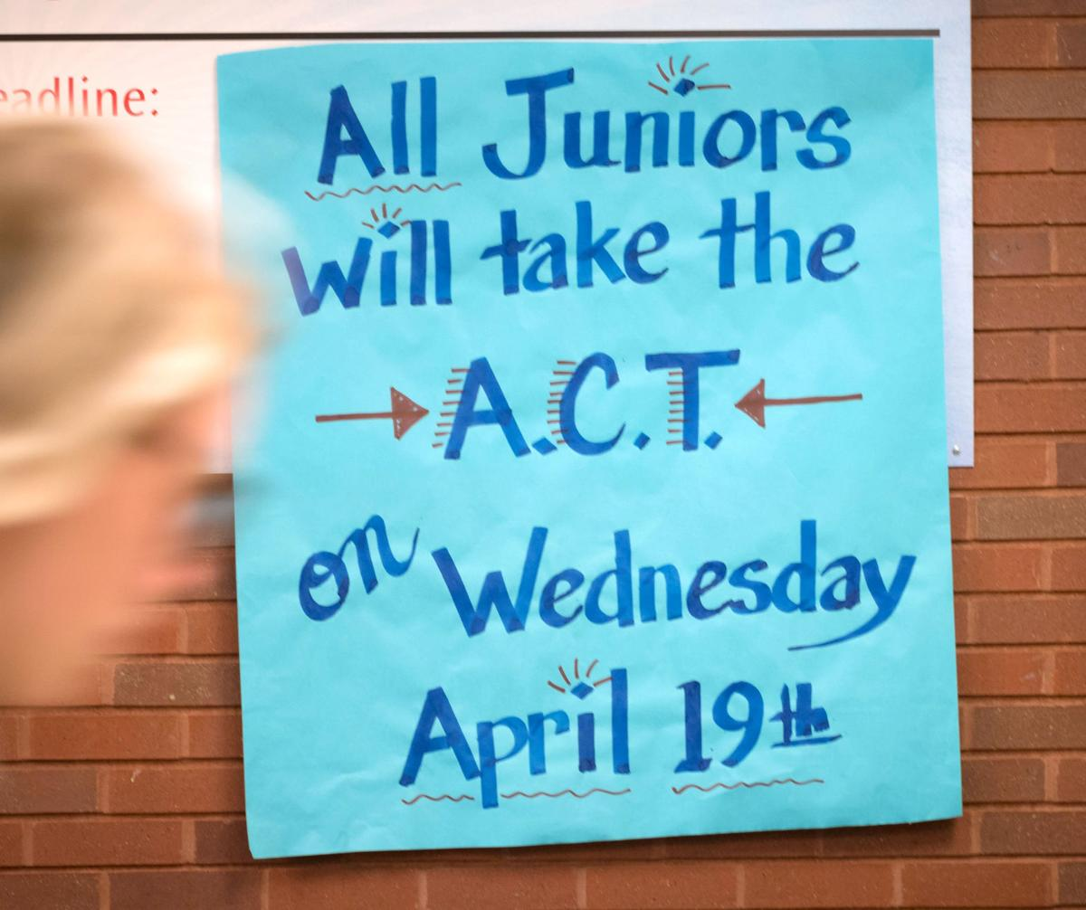With every junior now taking ACT test, many Nebraska ...