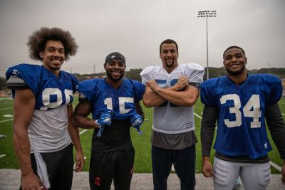 Shatel: Who's a fan of another pro football league? Several former Huskers who open play in the AAF