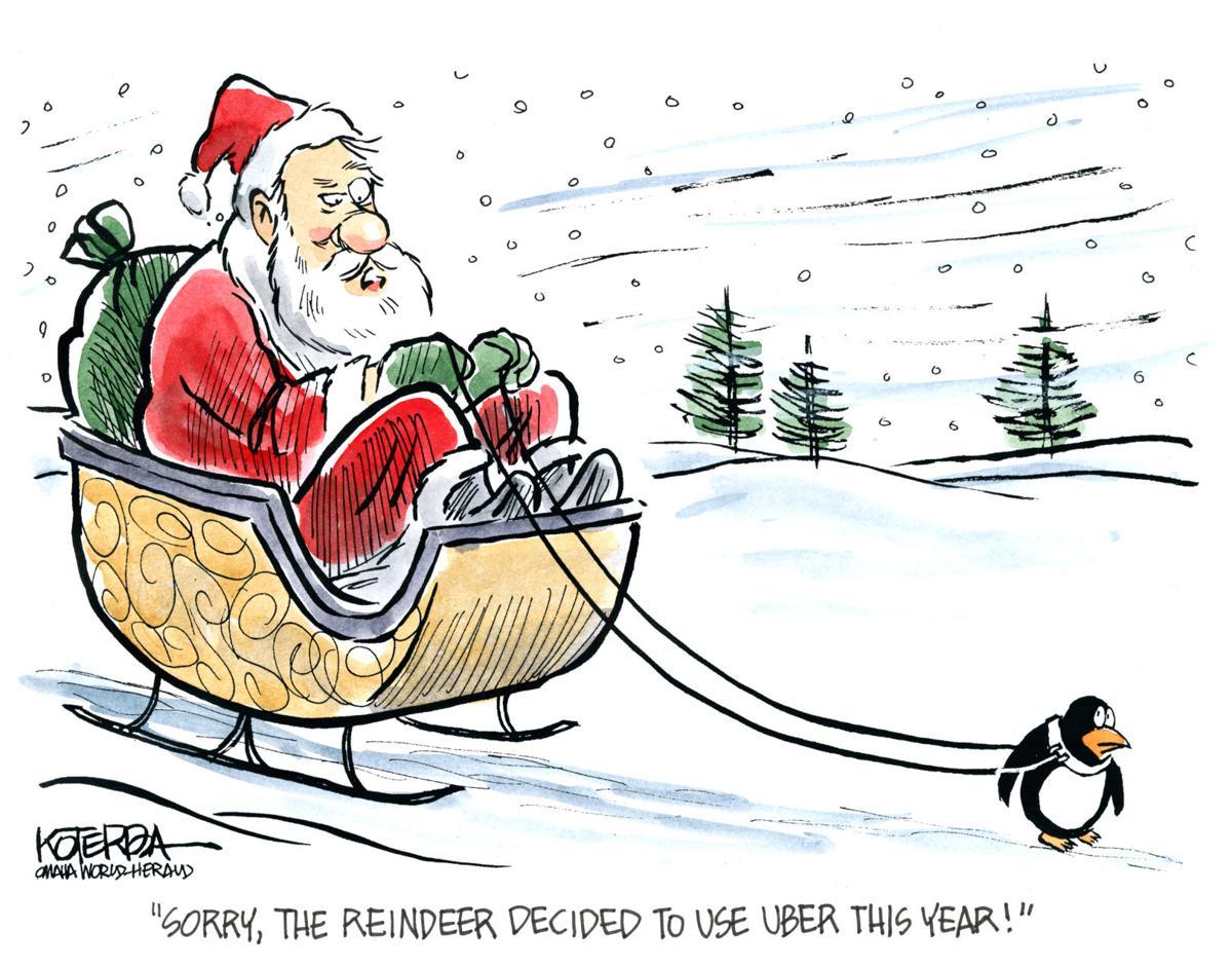 The Great Koterba Caption Contest: December 2016 | The Great Koterba ...