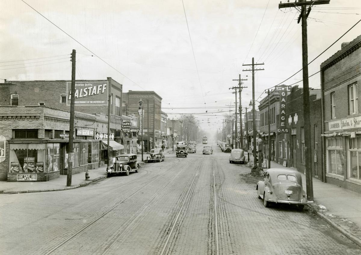 24th & Erskine, March 1943