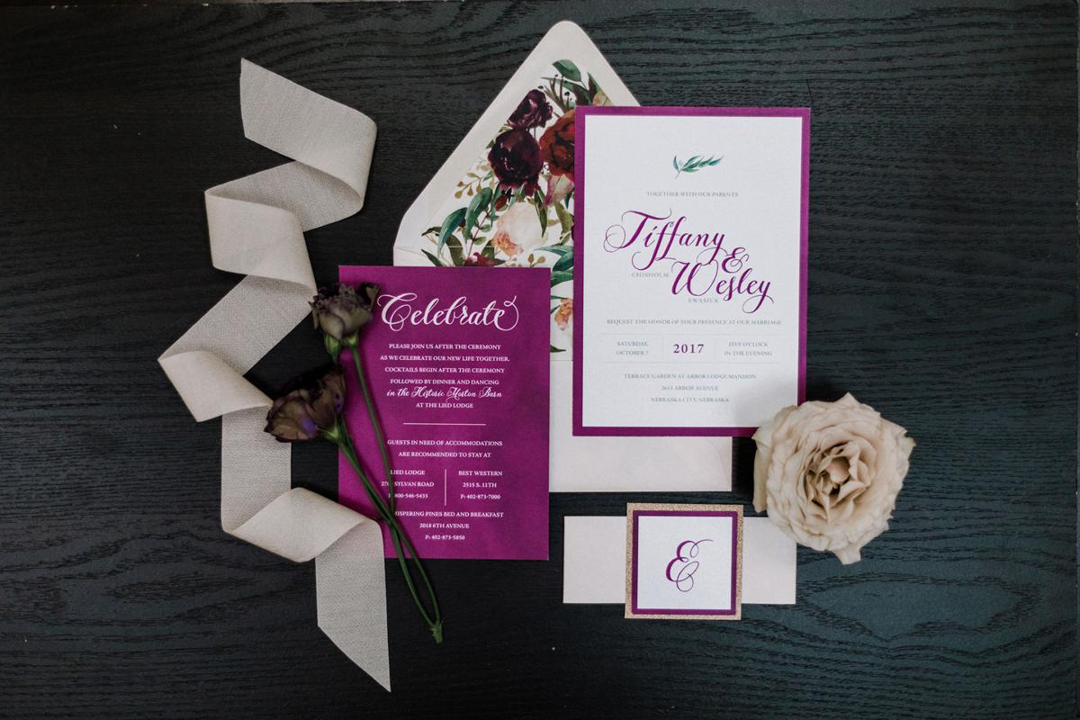 Trends: All About Invitations | Wedding Essentials - Omaha wedding ...