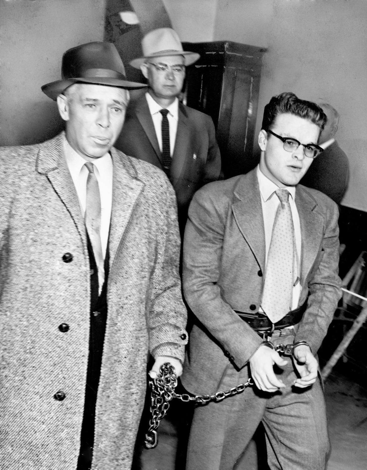 charles starkwether homicide Barbara thompson, rhoades' mother and former wife of rodney starkweather, says charles starkweather told her during a prison visit that fugate had committed at least one of the killings, an.