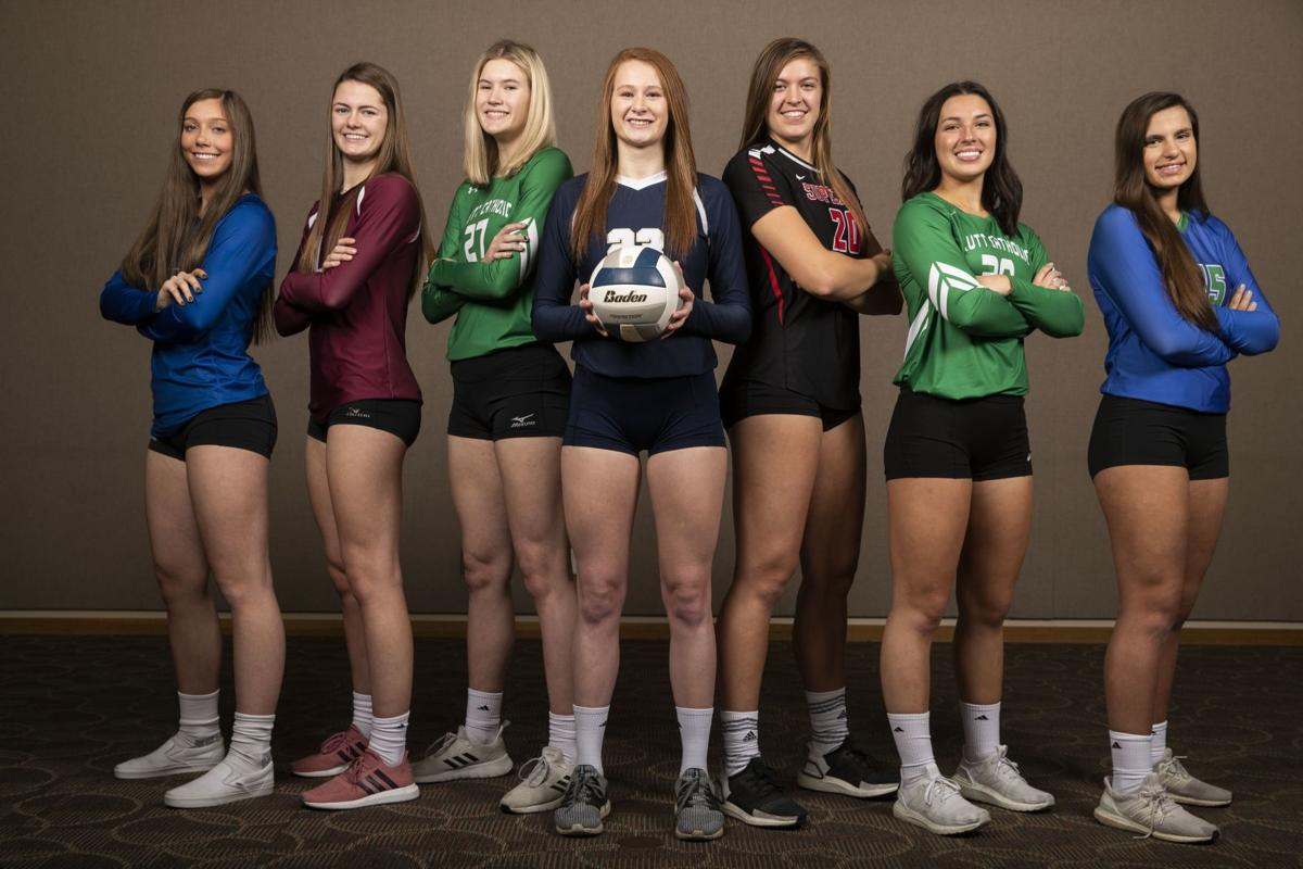 Meet the 2019 All-Nebraska volleyball team