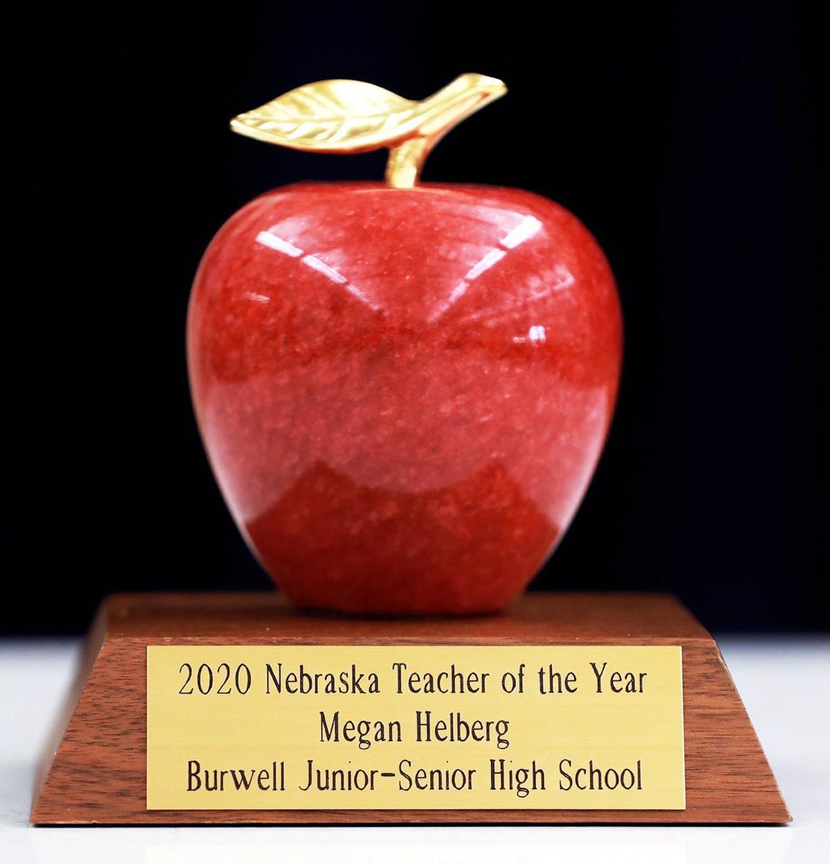 Nebraska 2020 Teacher of the Year