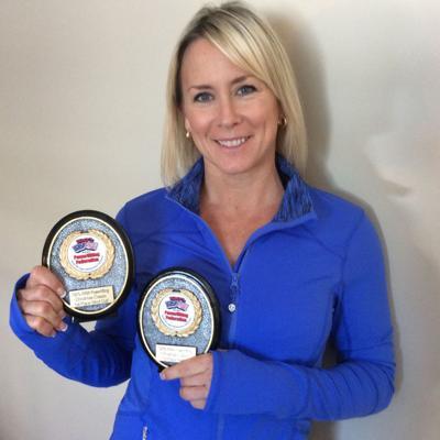 Iowa Personal Trainer 48 Finds Motivation In Bodybuilding