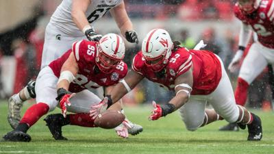 'Extra gassers' and 'job swappers': How Nebraska's D-line is replacing lost talent, production