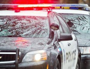 Omaha Police Cruiser