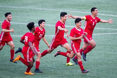 Class B soccer: South Sioux City shuts out Elkhorn South to win first boys title in five years with