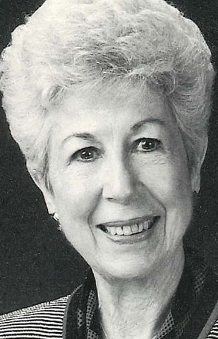 Marian Ivers, 90, loved Omaha, worked hard to make city great