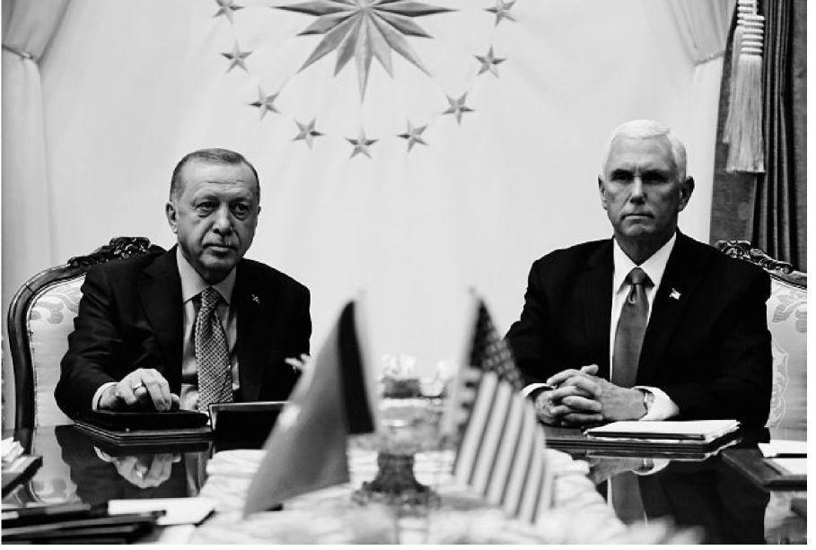 In Turkish-U.S. deal, Kurds must leave border area