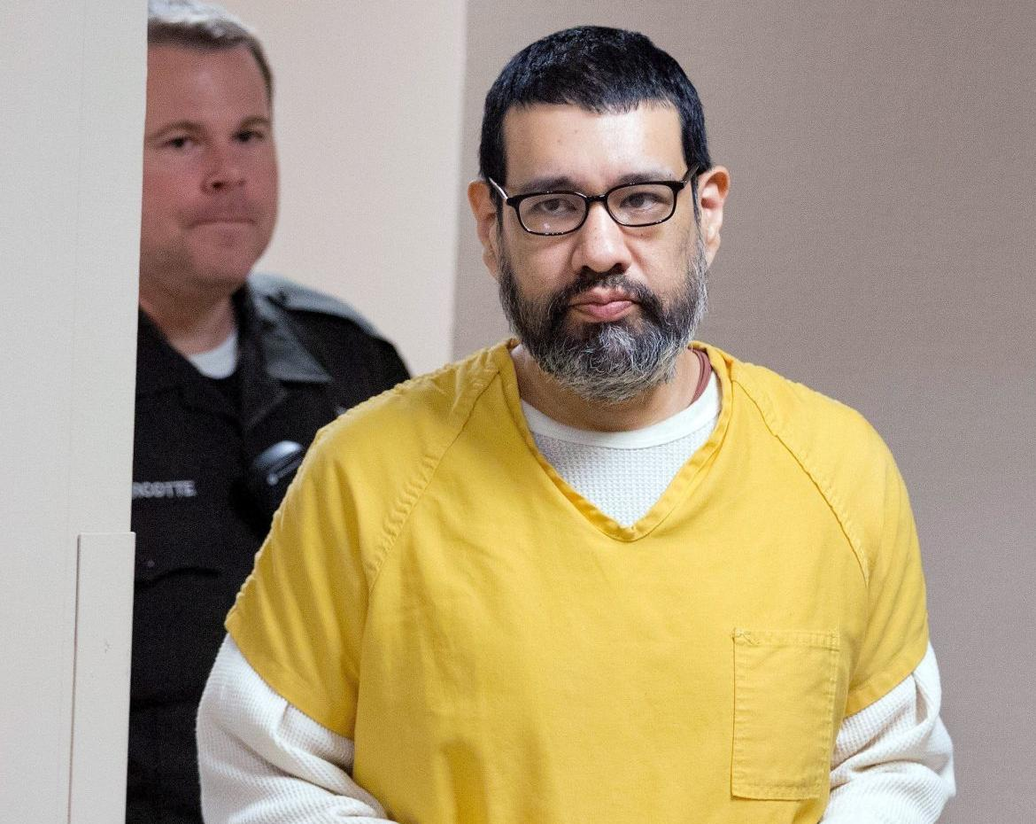 3-judge panel weighing death penalty for Anthony Garcia likely to hear of possible mental illness