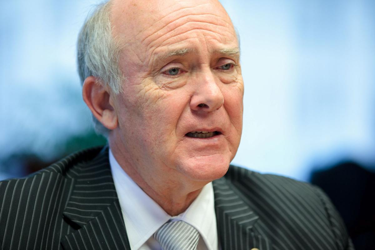 Former Omaha Mayor Jim Suttle