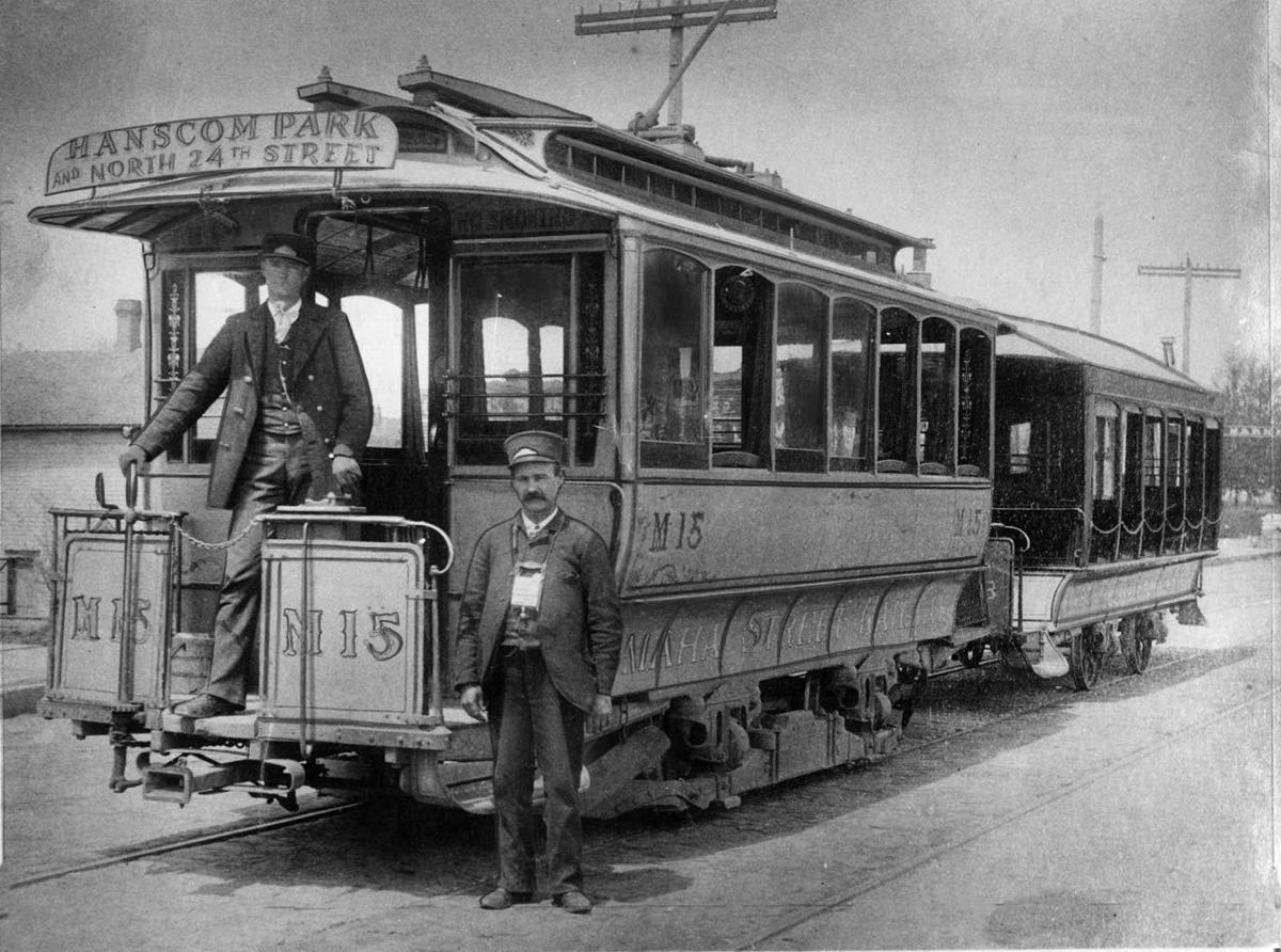 Streetcar, 1890