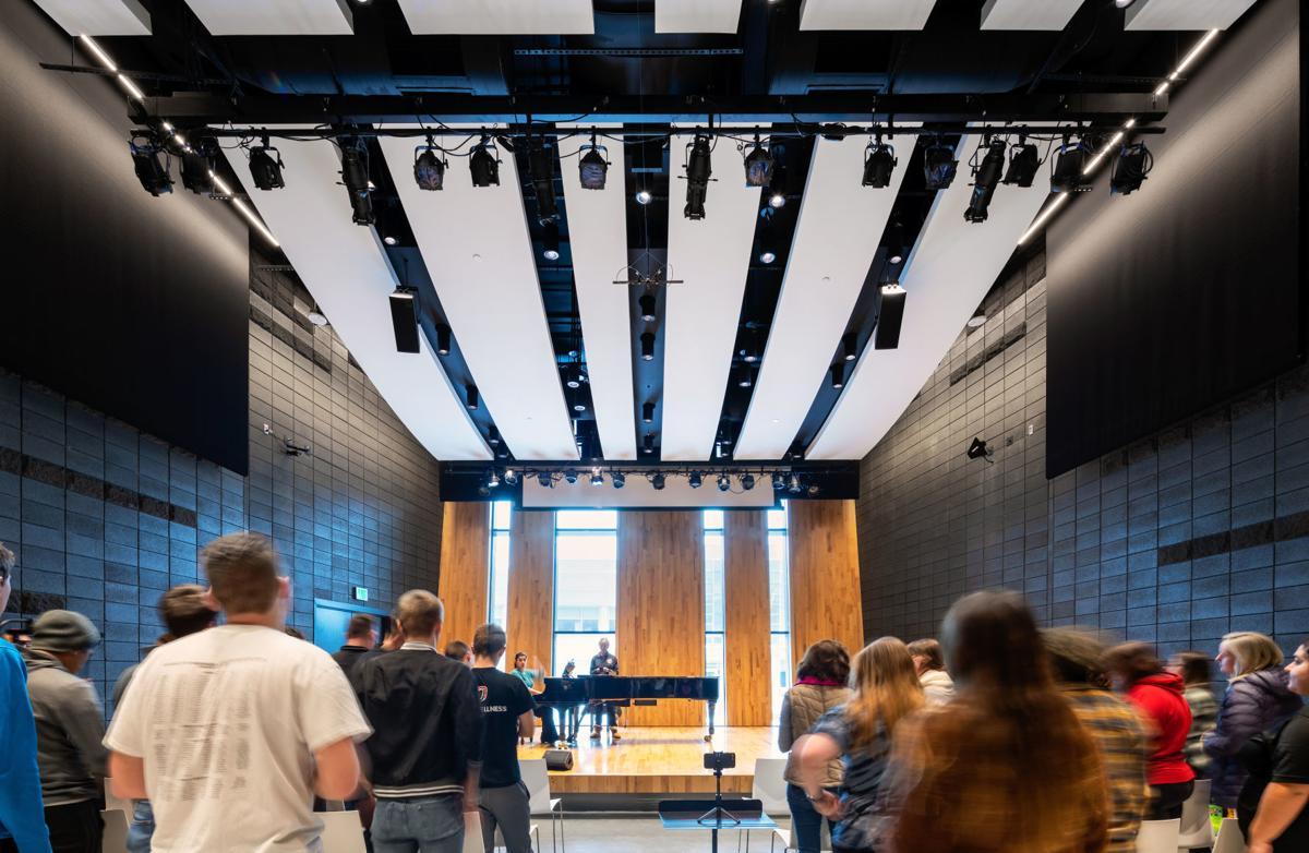 recital hall