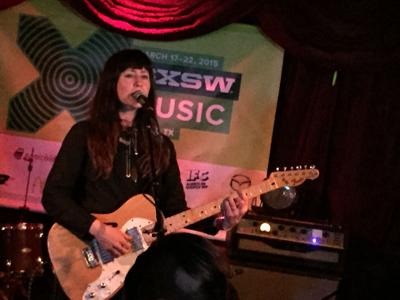 SXSW: Orenda Fink fights the noise with serene set | South