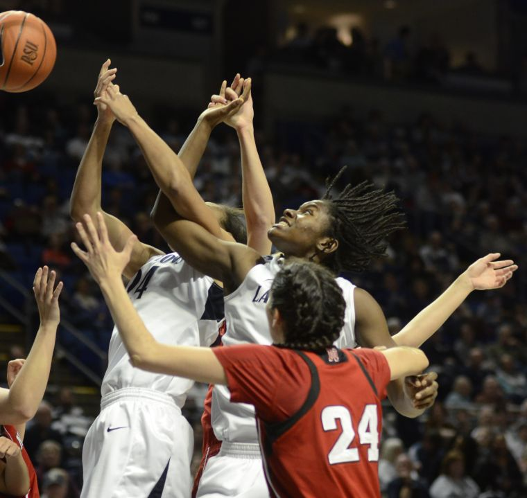 PSU hits half-court shots and more to knock out NU