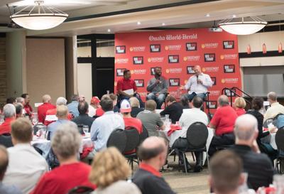 BRT breakfast leftovers: Matt Vrzal, Jay Foreman recount their paths to Nebraska, break down the 3-4 defense