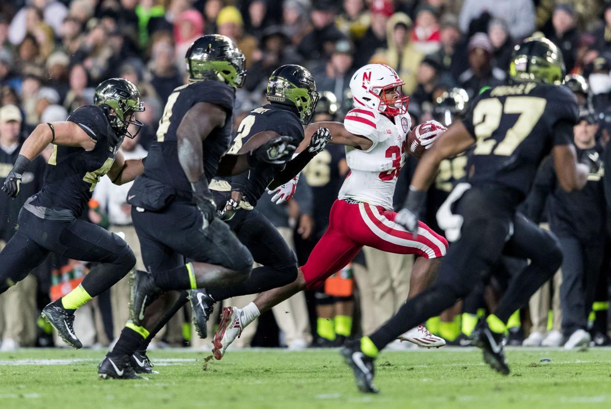Nebraska, Mike Riley dispute pass interference penalty on ...