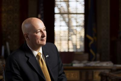 Gov. Pete Ricketts