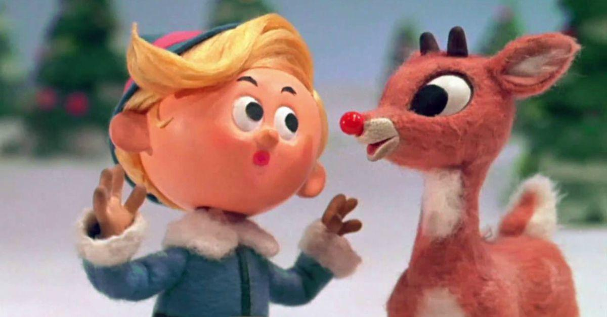 a 4 year old reviews the 1964 rudolph the red nosed reindeer tv special momaha omaha com red nosed reindeer tv special momaha
