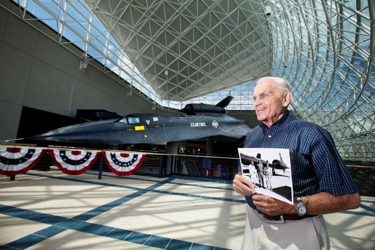 A return to the Air Force for the sleek Blackbird?