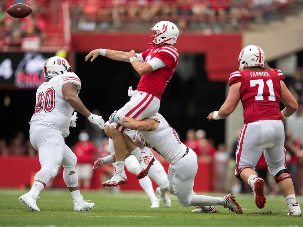 Throwing pains: Shaky run game, blocking hindered Husker pass game