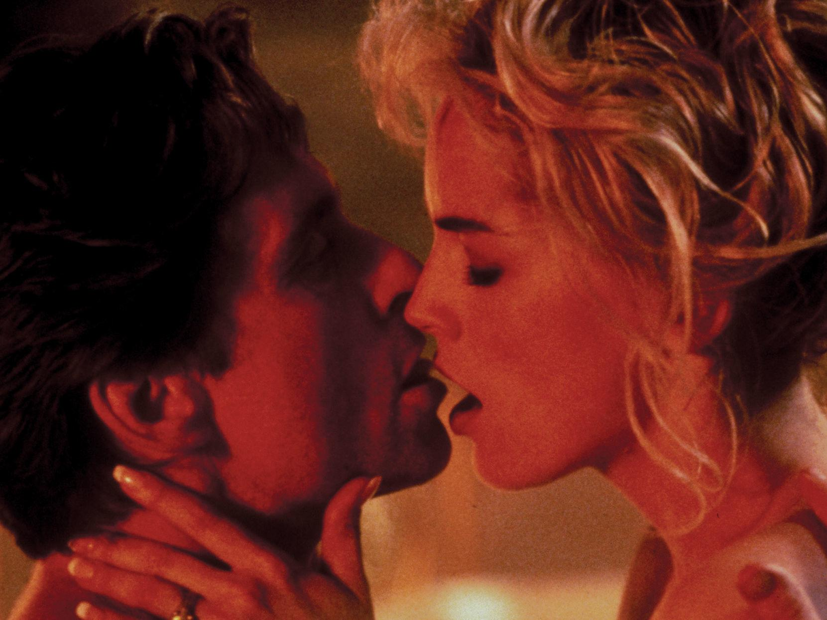 An ode to the sweaty sex thriller, a movie genre that defined the '90s