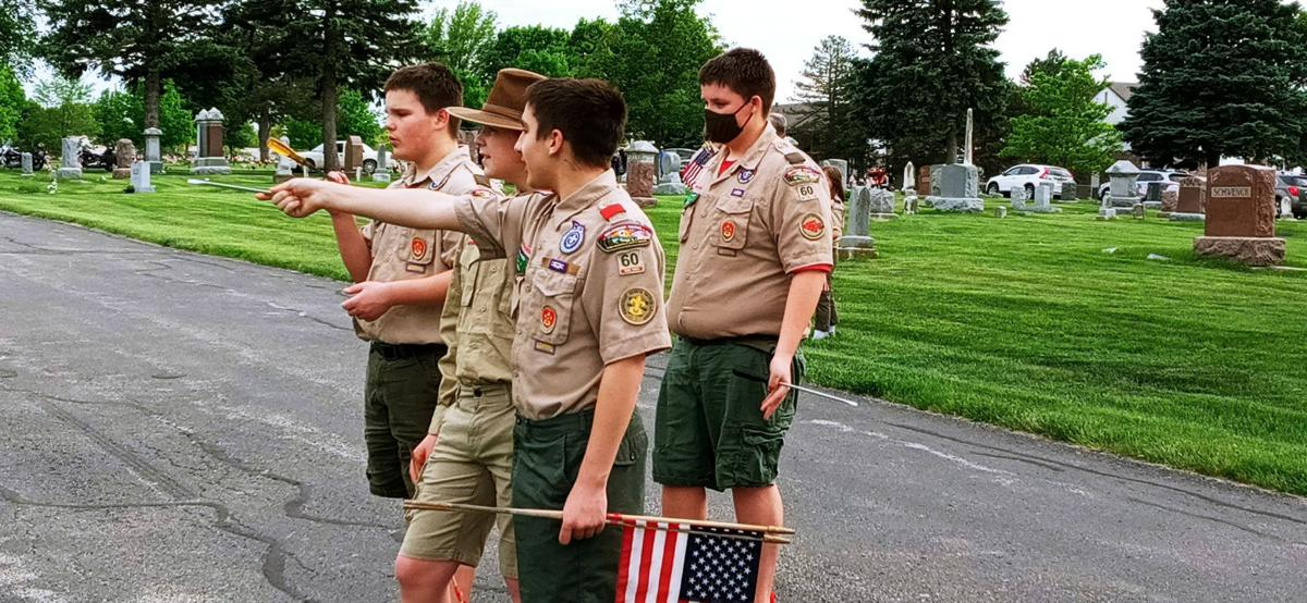 Legion Flags Honor Vets 3