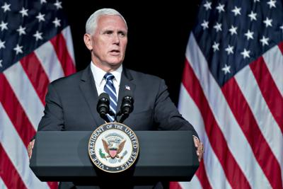 Pence details Chinese election-meddling claims in speech