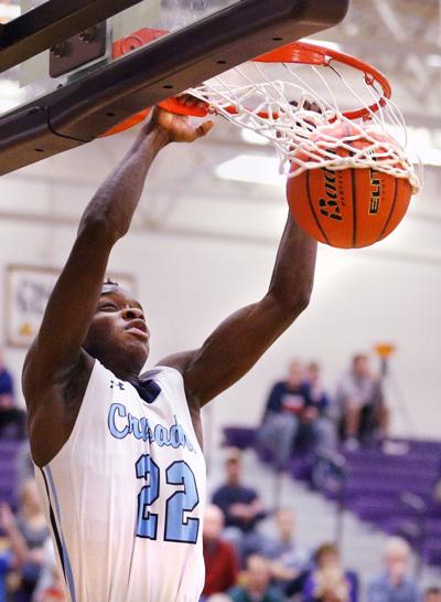 No. 3 Grand Island Central Catholic shuts the door on Adams Central