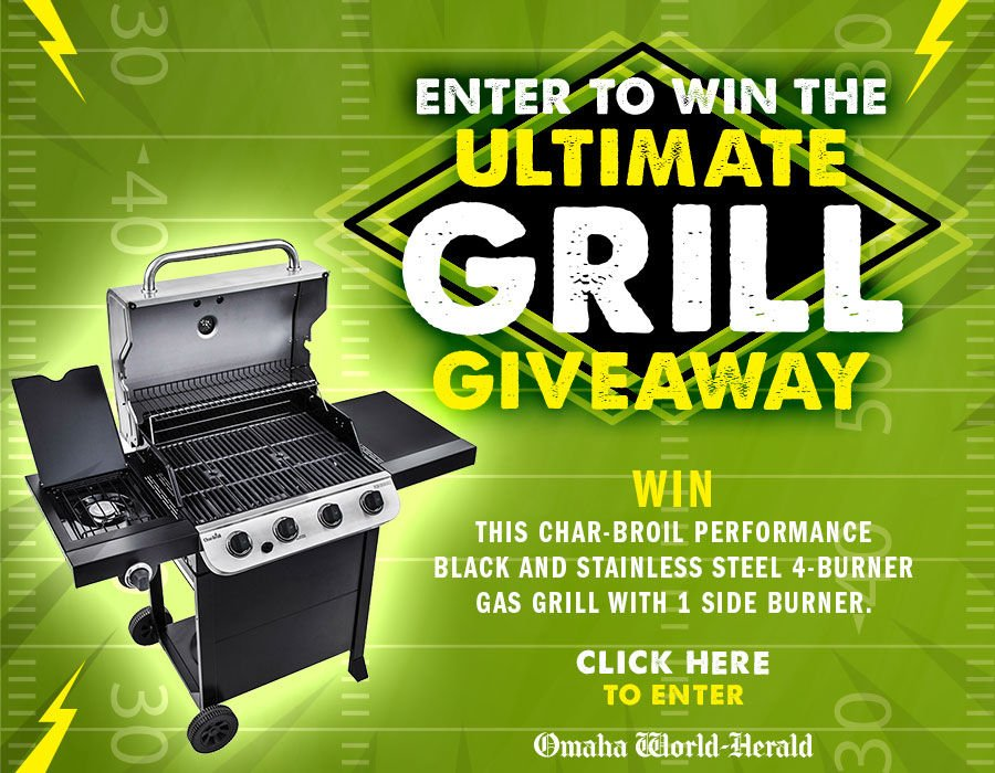 Ultimate Grill Giveaway