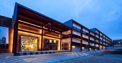 Kaneko entrance