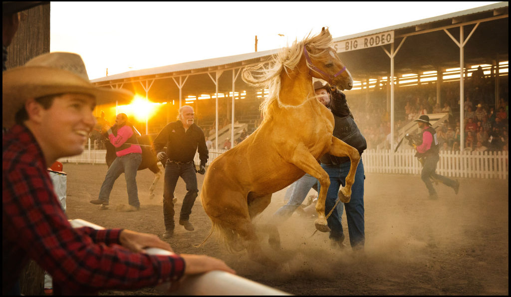 Keeping tradition at Nebraska's Big Rodeo