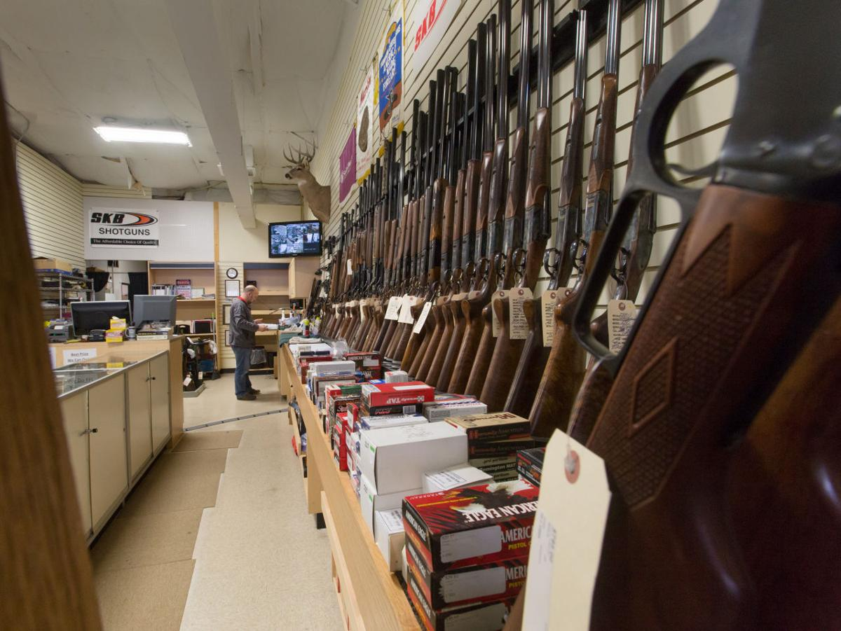 Gun laws in lawmakers' sights